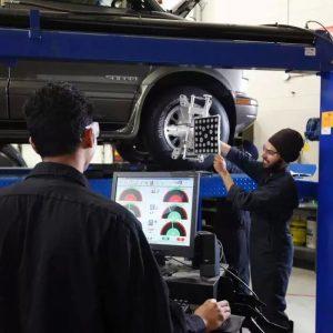 汽车动力技师-服务与管理