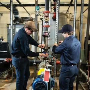 工业机械装配技师